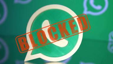 WhatsApp ja t'avisa sobre els contactes bloquejats