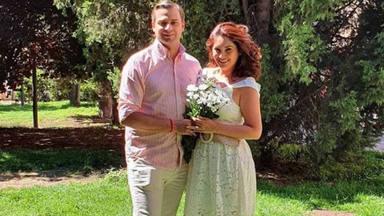Aneth se casa con el amor de su vida que conoció en 'Supervivientes 2019'