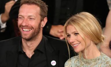 Chris Martin y Gwyneth Paltrow 2015
