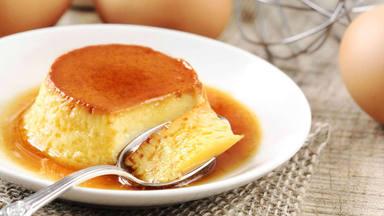 Receta flan casero realfood