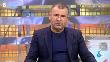 Jorge Javier Vázquez explota contra María Teresa Campos tras su entrevista en el Deluxe