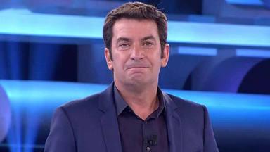 Arturo Valls sin palabras 'Ahora Caigo'