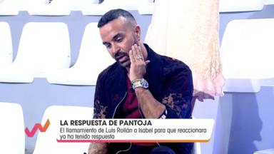 """Isabel Pantoja se pronuncia en la guerra familiar a través de Luis Rollán: """"no quiere poner fin a la batalla"""""""