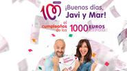 El cumpleaños de los 1.000 €