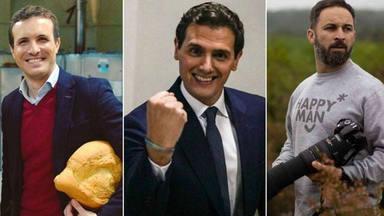 ¿Qué canciones tienen como favoritas los candidatos a la presidencia de España?