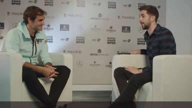 Federer y Broncano
