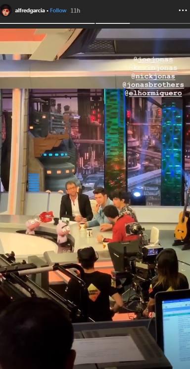 Jonas Brothers en El Hormiguero