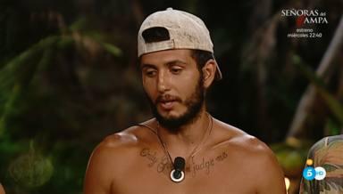 Omar Montes en 'Supervivientes 2019'