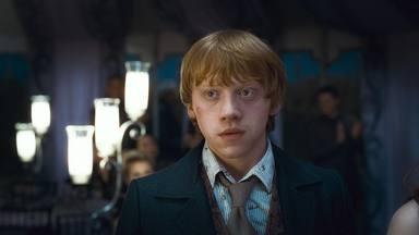 Rupert Grint encarna a Ron Weasley en 'Harry Potter'