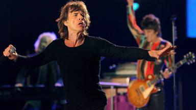 Mick Jagger reaparece al frente de The Rolling Stones