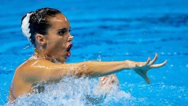 Ona Carbonell ja és la nedadora amb més medalles de la història