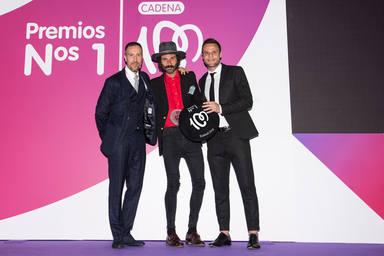 LEIVA Premios Nº 1 CADENA 100 Euskadi
