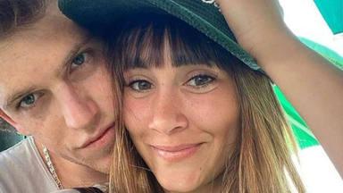 La romántica y paradisiaca espacada de Aitana Ocaña y Miguel Bernardeau con declaración de amor incluida