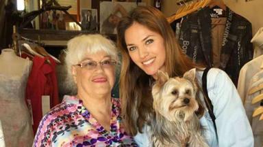 La profunda reflexión de Helen Lindes sobre el paso del tiempo con dedicatoria especial a su madre