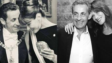 Carla Bruni y Nicolas Sarkozy: se cumplen doce años del matrimonio por el que nadie daba un duro