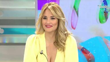 """Alba Carrillo reaparece en 'Ya es mediodía' después de 49 días y criticar a sus compañeros: """"Fue mi sensación"""""""
