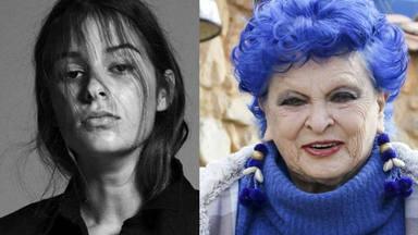Dora Postigo dice ''adiós'' a su tatarabuela Lucía Bosé
