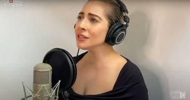 Lady Gaga en el concierto 'One World: Together at home'