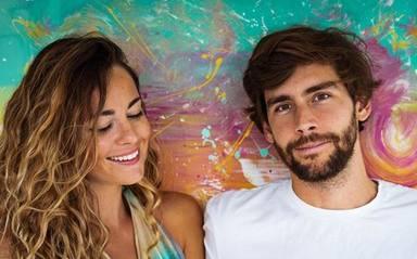 Álvaro Soler y Sofía Ellar forman el tándem perfecto para amenizarnos la cuarentena