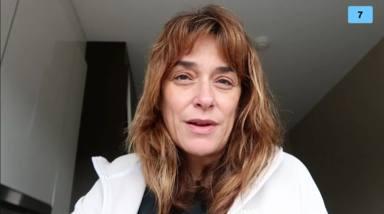 Toñi Moreno confiesa que no le da el pecho a su hija