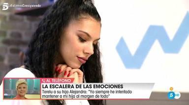 Viva la Vida: Alejandra Rubio habla de Terelu Campos