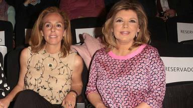 La amistad entre Rocío Carrasco y Terelu, en peligro por culpa de la televisión