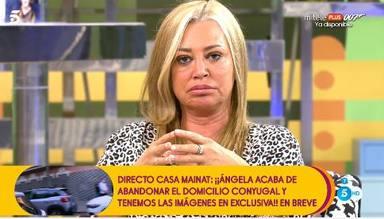 Belén Esteban manda un enorme zasca a María Teresa Campos tras salir a la luz su pasado