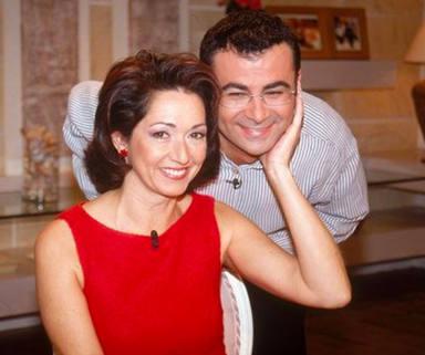 Ana Rosa y Jorge Javier trabajaron juntos en televisión durante años