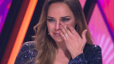 Chenoa llora la pérdida de su perrita Shirly