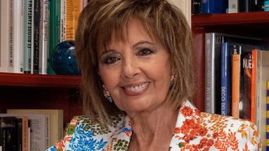 María Teresa Campos en una foto de sus redes sociales