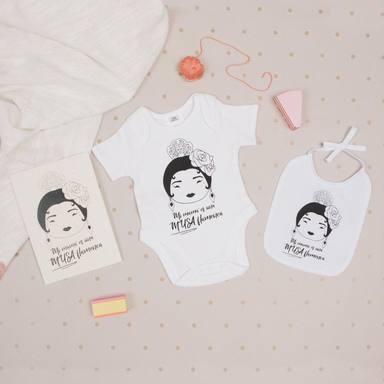 Los productos de la línea de ropa para bebés que ha lanzado Beatriz Luengo