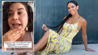 Mara Jiménez ataca sin piedad a Cristina Pedroche y 'Zapeando', acusándoles de gordofobia