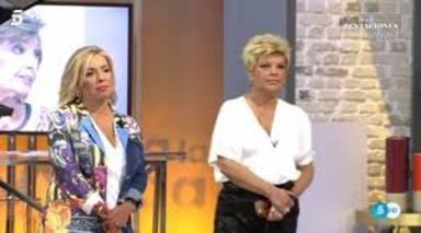 Terelu Campos y Carmen Borrego hablan con sinceridad sobre la situación de Lydia Lozano