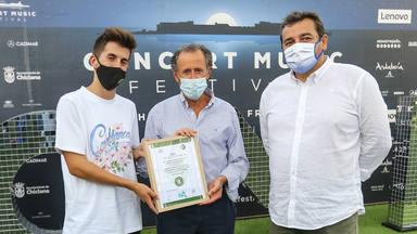 Concert Music Festival es el primer festival nacional en obtener el Certificado QSostenible Eventos