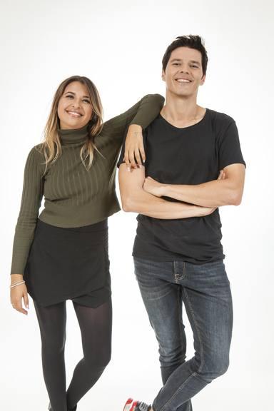 Mateo & Andrea regresan, todas las tardes, de lunes a viernes, y los martes con el especial CADENA 100 X 100