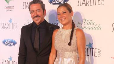 Vips en Gala Starlite de Marbella