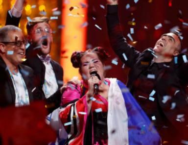 Eurovision 2018: ¿Y el beso?