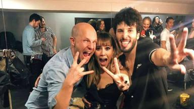La sorpresa de Aitana en el concierto de Sebastián Yatra