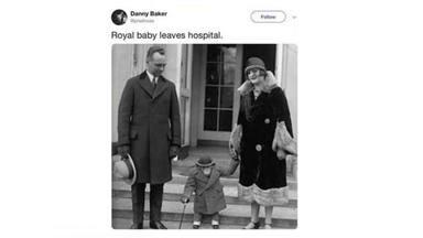 Tuit de Danny Baker