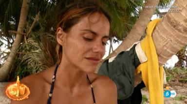 Mónica Hoyos en 'Supervivientes 2019'