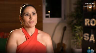 Rosa López en 'Ven a cenar conmigo: gourmet edition'