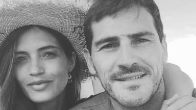 Iker Casillas desvela la incógnita de las buenas noticias que le afectan a él y a Sara Carbonero