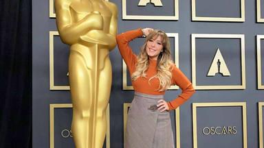 Gisela ya tiene todo preparado para actuar esta noche en los Oscar