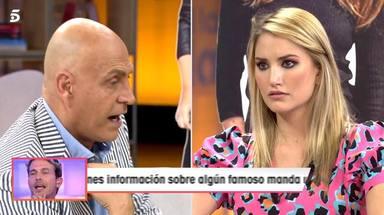 Kiko Matamoros da su versión de los hechos sobre la discusión entre Alba Carrillo y María Patiño
