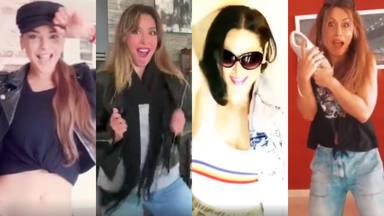 Las chicas de la primera edición de 'Operación Triunfo' regalan un vídeo a todos sus fans