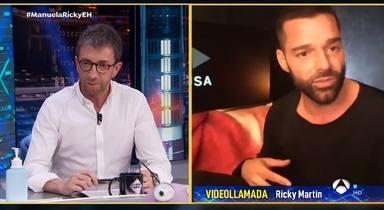 El preocupante problema de salud que Ricky Martin ha confesado en 'El Hormiguero'