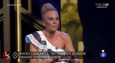 Rocío Carrasco dispuesta a todo por amor
