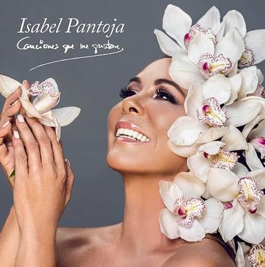 Isabel Pantoja, portada disco
