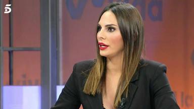 La firme respuesta de Irene Rosales a Irene Rosales tras escuchar las duras críticas sobre ella