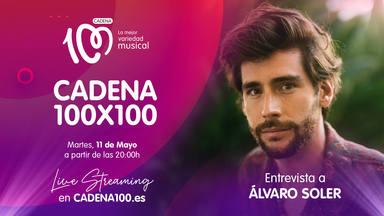 """Álvaro Soler llega a Cadena 100x100 para hablarnos de su """"Magia"""" el próximo martes"""